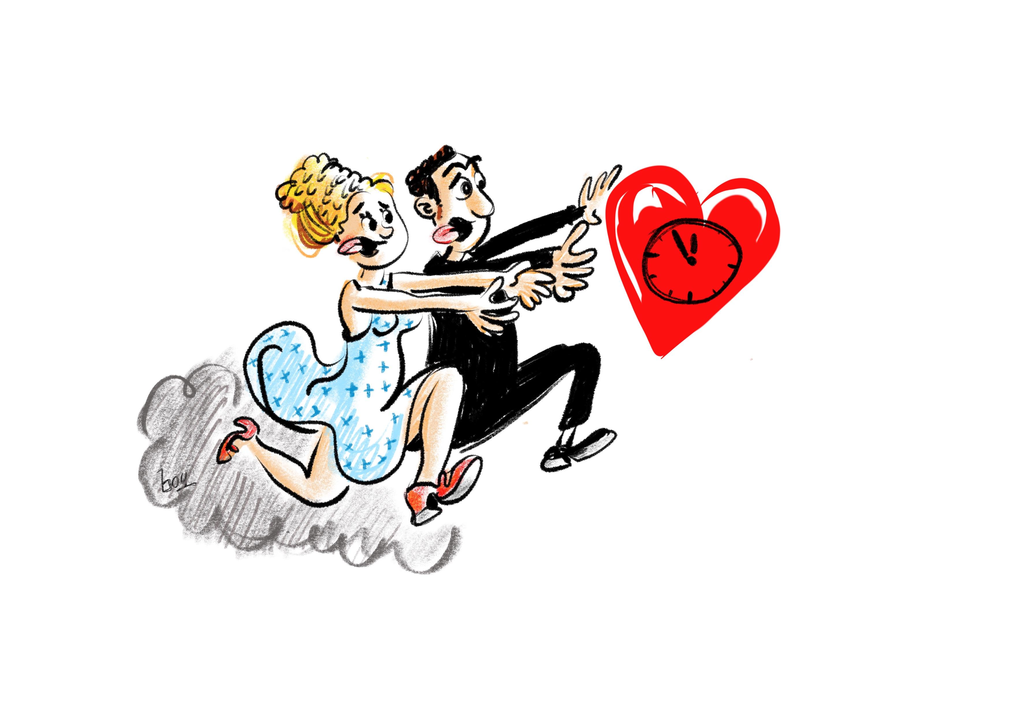 Speed-Dating-Weihnachtsfeier
